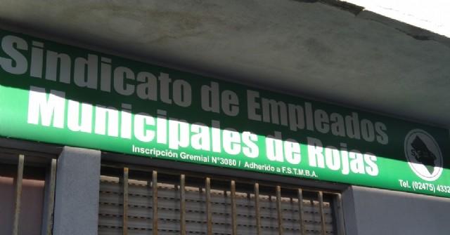 El Sindicato de Empleados Municipales de Rojas solicita una compensación económica